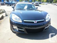 Make Saturn Model Sky Year 2007 Colour Blue kms 66151