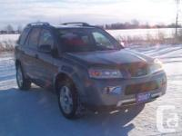 Make Saturn Model VUE Year 2007 Colour Green kms
