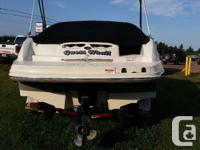 Just in on trade... this is a beautiful boat... call or