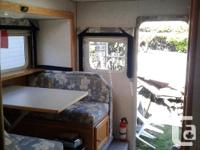 "2007 Snowbird 9'6"" Camper. Top quality, heavy duty,"