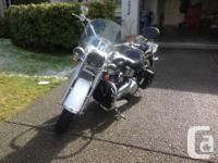 Make Harley Davidson Model Softtail Year 2007 Only