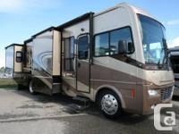 2007 FLEETWOOD SOUTHWIND 35A. COURSE A MOTORHOME.