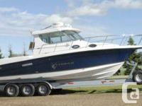 including a completely enclosed Pilothouse, bigger