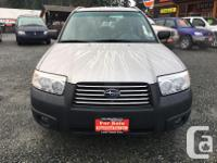 Make Subaru Model Forester Year 2007 Colour Grey kms
