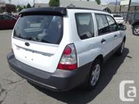 Make Subaru Model Forester Year 2007 Colour White kms