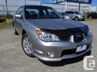Make Subaru Model Impreza Year 2007 Colour silver kms