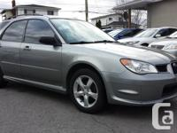 Make Subaru Model Impreza Year 2007 Colour Grey kms