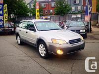 Make Subaru Model Outback Year 2007 Colour SILVER kms