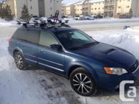 This fully loaded Subaru Outback is a very practical