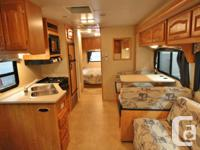 2001 Sunseeker Motorhome 84000 kms 1 pullout (dining