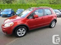 2007 Suzuki SX4 JLX - AWD  Call Jeff at
