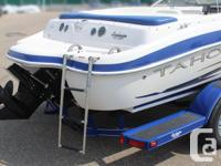 Boat, Motor, Trailer & Cover ALL INCLUDED! = $20,995