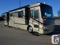 2007 Tiffin Allegro Bus Diesel Pusher, 40QSP, 21,594
