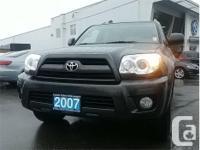 Make Toyota Model 4Runner Year 2007 Colour Black kms