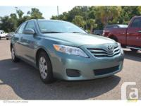 selling my 2007 camry certified from toyota dealer