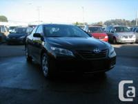 Year: 2007  Make: Toyota  Model: Camry  Trim: LE