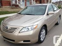 2007 Toyota Camry LE, Auto V6, Fully Loaded with Heated