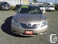 Make Toyota Model Camry Year 2007 Colour Brown kms