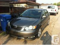 This Corolla will satisfy those seeking a refined and
