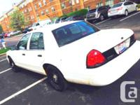 I have a 2007 ford crown vic drives / runs superb,
