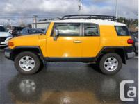 Make Toyota Model FJ Cruiser Year 2007 Colour Yellow