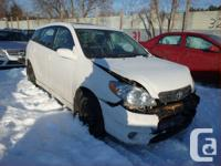 FRONT DAMAGE , RUNS AND DRIVES , CLEAN TITLE  MORE INFO