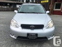 Make Toyota Model Matrix Year 2007 Colour Grey kms