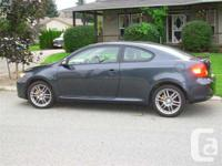 Summerland, BC 2007 Toyota Scion TC $10,299 This 2