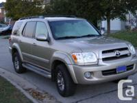 2007 Toyota Sequoia 4x4 SR5 Affordable High-end with