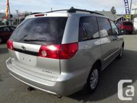 Make Toyota Model Sienna Year 2007 Colour Silver kms