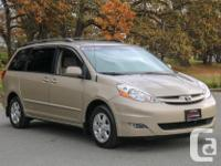 Make Toyota Model Sienna Year 2007 Colour Brown kms