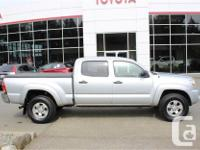 Make Toyota Model Tacoma Year 2007 Colour Silver kms