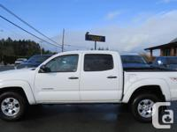 Make Toyota Model Tacoma Year 2007 Colour WHITE kms