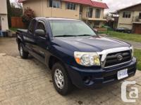 Make Toyota Year 2007 Colour Blue Trans Automatic kms