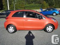 Make Toyota Model Yaris Year 2007 Colour Orange kms