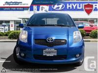 Make Toyota Model Yaris Year 2007 Colour Blue kms