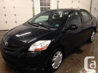 Make Toyota Model Yaris Year 2007 Colour Black kms