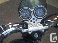 2007 Triumph Bonneville for sale. Great shape, fun