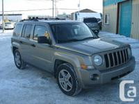 . Make. Jeep. Model. Patriot. Year. 2007. Colour.