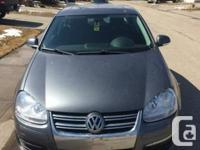 I'm selling my 2007 Jetta 2.5 because I recently got a