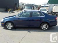 Make Volkswagen Model Jetta Year 2007 Colour Blue kms
