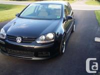 Used, Make Volkswagen Model Rabbit Year 2007 Colour Black for sale  Prince Edward Island