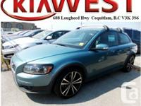 This 2007 Volvo C30 merely came in incredibly clean!