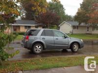 Make. Saturn. Version. VUE 4dr SUV. Year. 2007.