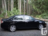 Make Volkswagen Model Jetta Year 2007 Colour Black kms