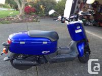 Yamaha C3 50cc Scooter for sale in Lake Errock, British