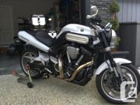 Make Yamaha Year 2007 kms 17000 Here is perhaps the