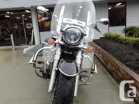 2007 Yamaha V-Star 1300 Tourer. * Ready for the