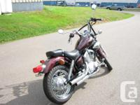 2007 Yamaha Virago 250 Nice Easy To Ride Beginner