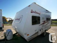 2008 FUNFINDER 16X X-160. Travel Trailer. $14,990.00.